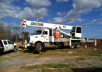 Judice Cranes Our Business Is Picking Up